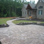 interlocking concrete pavers installation contractor - McPlants, B0000083