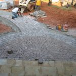 interlocking concrete pavers installation contractor - McPlants, B0000315
