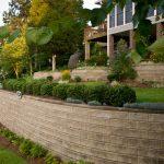 segmental concrete retaining wall installation contractor - McPlants,-411