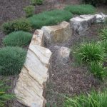 Rock stone retaining walls installation contractor - McPlants, IMG_0288