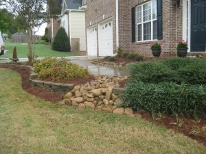 Water Drainage Solutions Landscaping - McPlants, IMG_0512