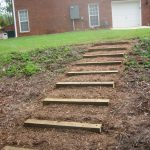 mulch pathway patio installation - McPlants IMG_0685