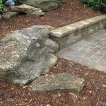 Rock stone retaining walls installation contractor - McPlants, IMG_0738