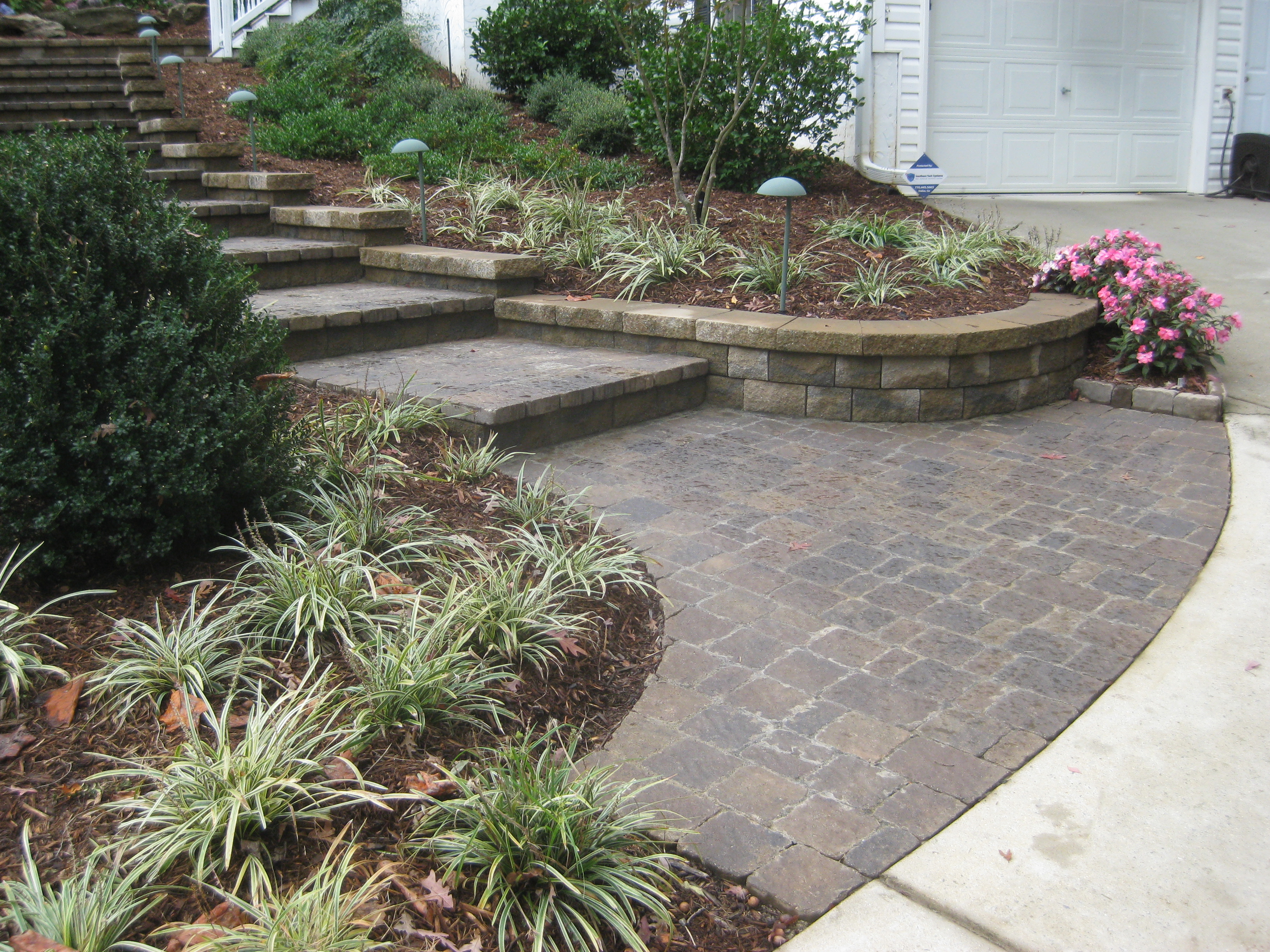 ... Landscape Steps Installation Contractor   McPlants IMG_0759 ...