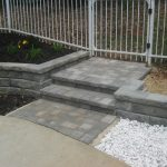 segmental concrete retaining wall installation contractor - McPlants, IMG_2171