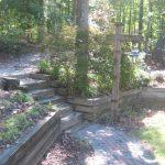 McPlants retaining wall timber, IMG_8152