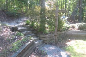 Retaining Wall Timber
