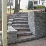 segmental concrete retaining wall installation contractor - McPlants, IMG_8406