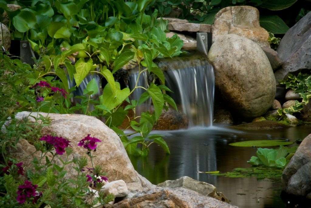 Landscape Gardens Water Features - McPlants
