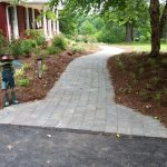 interlocking concrete pavers installation contractor - McPlants, 20140611_112743