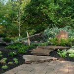 Stone walkway installation contractor - McPlants, -2462