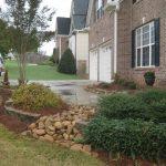 Rock stone retaining walls installation contractor - McPlants, IMG_0514