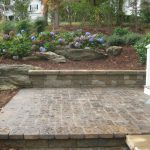 Rock stone retaining walls installation contractor - McPlants, IMG_0712