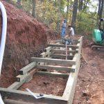 McPlants retaining wall timber, IMG_1031