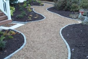 Mulch Paths