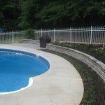 segmental concrete retaining wall installation contractor - McPlants, IMG_2160