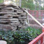 Rock stone retaining walls installation contractor - McPlants, IMG_7989