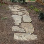 Stone walkway installation contractor - McPlants IMG_9061