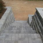 segmental concrete retaining wall installation contractor - McPlants, IMG_9062