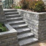 segmental concrete retaining wall installation contractor - McPlants, IMG_9065