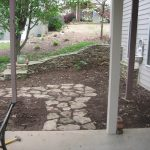 Stone walkway installation contractor - McPlants, IMG_9525