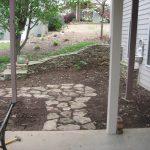 Stone walkway installation contractor - McPlants, IMG_9525