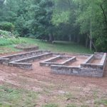 segmental concrete retaining wall installation contractor - McPlants, IMG_9570