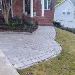 interlocking concrete pavers installation contractor - McPlants, 20141021_094231