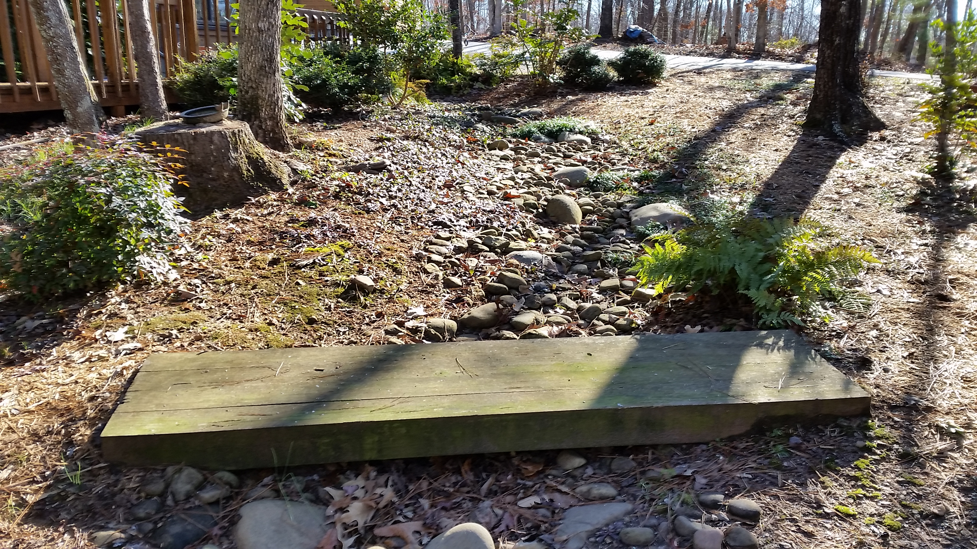 Water Drainage Solutions Landscaping - McPlants