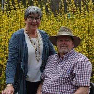 Get Acquainted with Your New Garden – Connie Cottingham & Mike Sikes – 021